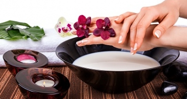 Эфирные масла для красивых и здоровых ногтей!